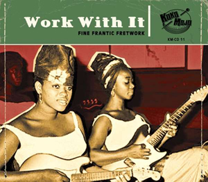 Foto von Work With It (Fine Frantic Fretwork)
