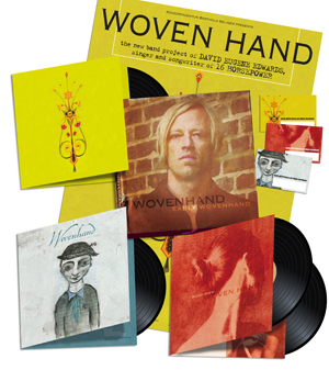 Foto von Early Wovenhand (180g/ltd. Boxset)