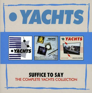 Foto von Suffice To Say: The Complete Yachts Collection