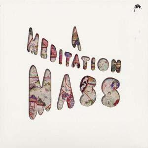 Cover von A Meditation Mass