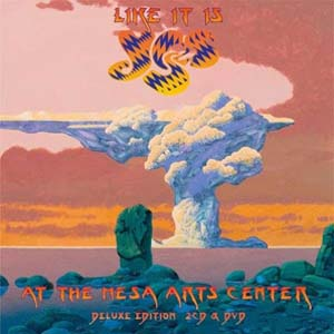 Cover von Like It Is: Yes At The Mesa Arts Center
