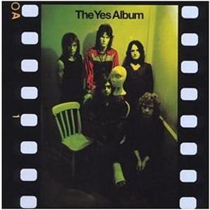 Cover von Yes Album (exp. & rem.)