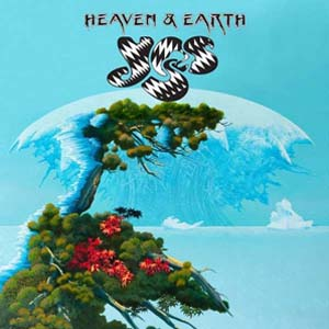Foto von Heaven & Earth (blue vinyl)