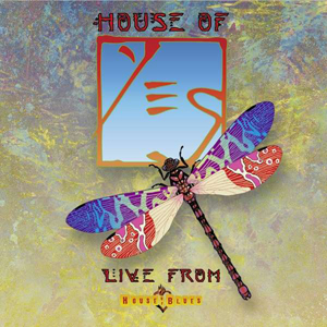 Cover von House Of Yes: Live From The House Of Blues