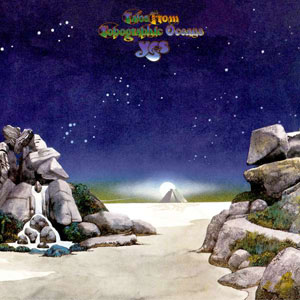 Cover von Tales From Topographic Oceans (Definitive Edition)