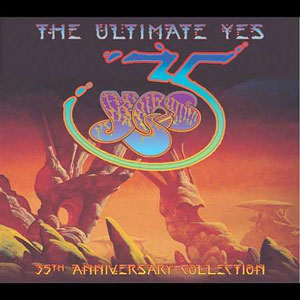 Foto von The Ultimate Yes: 35th Anniversary