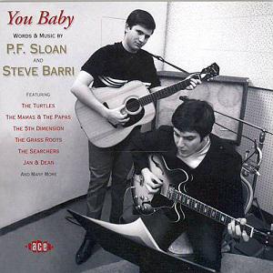 Foto von You Baby - Words & Music By P.F. Sloan & Steve Barri