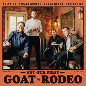 Foto von Not Our First Goat Rodeo