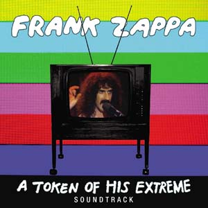 Cover von A Token Of His Extreme (Soundtrack)
