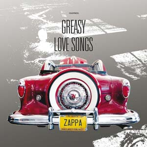 Cover von Greasy Love Songs