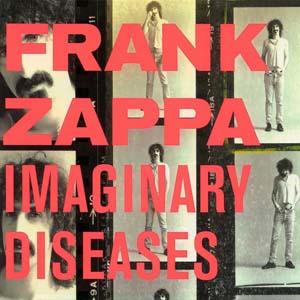 Cover von Imaginary Diseases