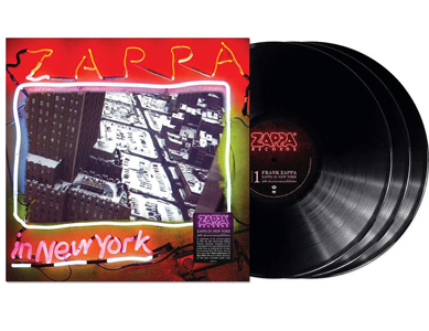 Cover von Zappa In New York (ltd. 40th Anniversary Edition)