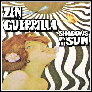 Cover von Shadows On The Sun
