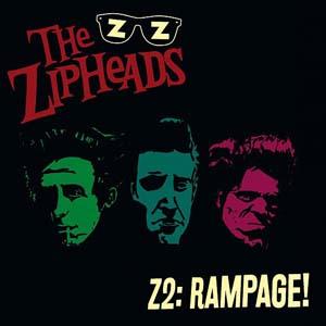 Foto von Z2: Rampage! (180g col. vinyl)
