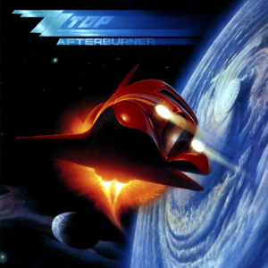 Cover von Afterburner