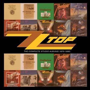 Foto von Complete Studio Albums 1970-1990