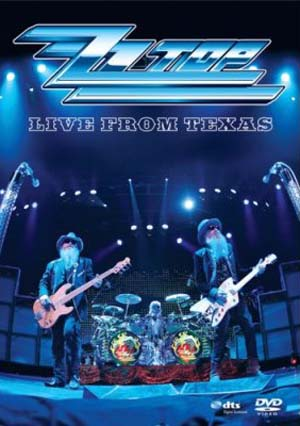 Cover von Live From Texas